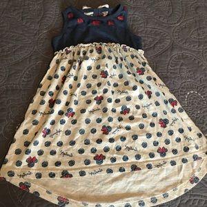 Disney Mini toddler dress